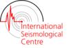 logo for International Seismological Centre