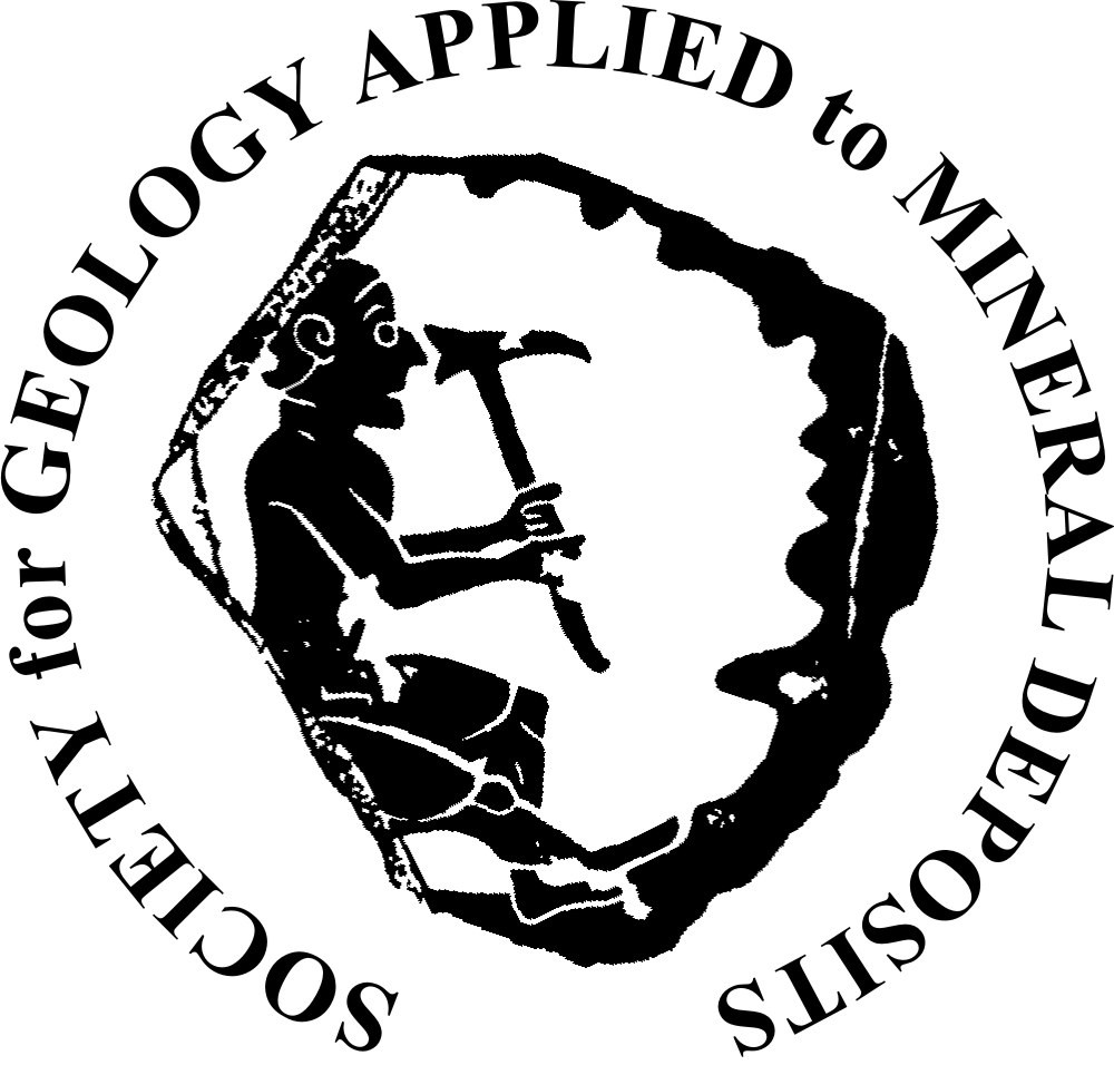 logo for Society for Geology Applied to Mineral Deposits