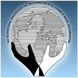 logo for International Organization for the Elimination of All Forms of Racial Discrimination