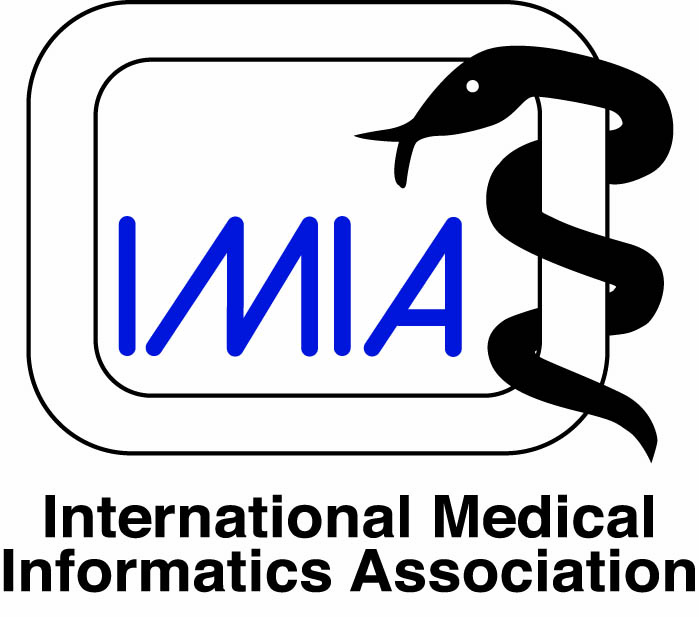 logo for International Medical Informatics Association