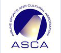 logo for Airline Sports and Cultural Association