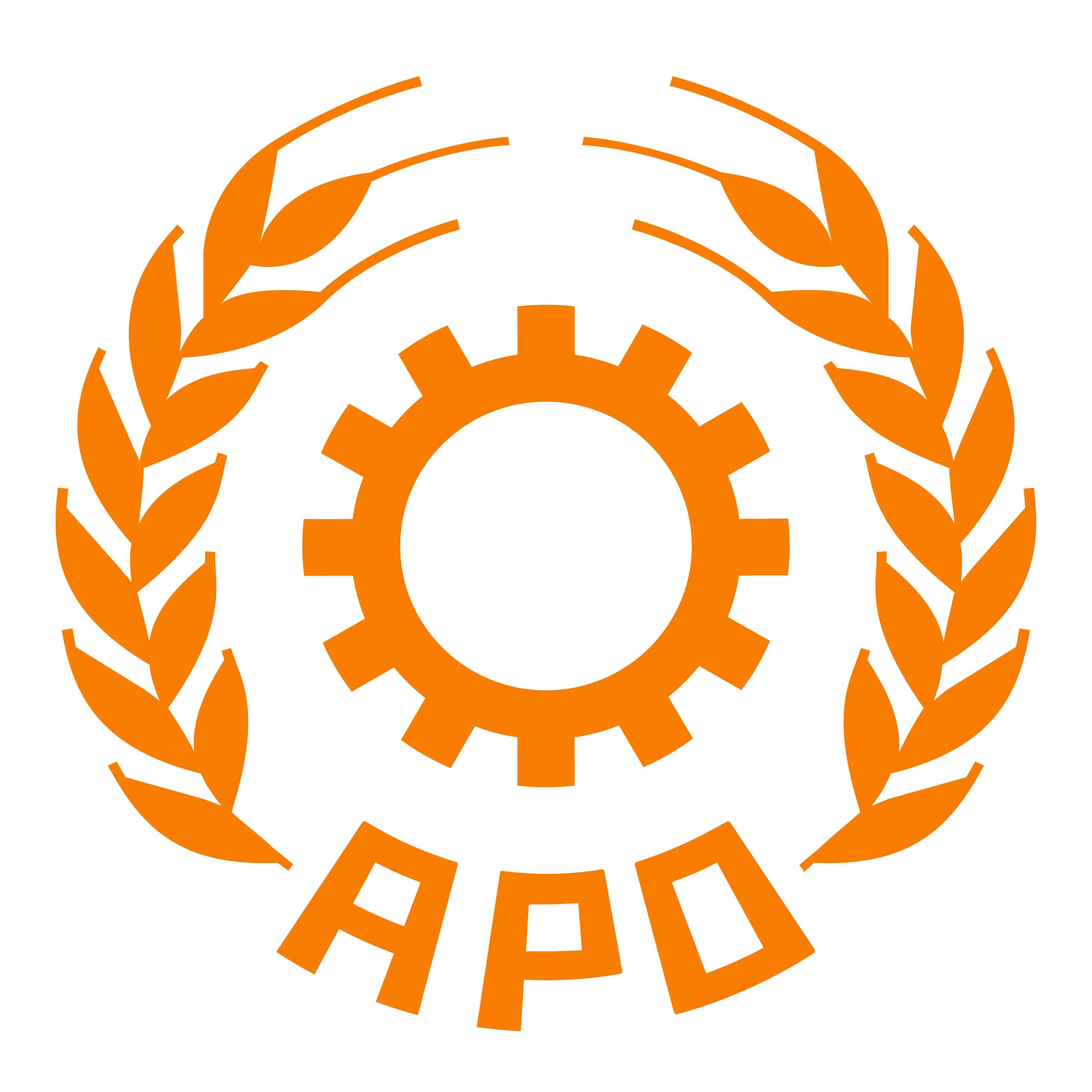 logo for Asian Productivity Organization