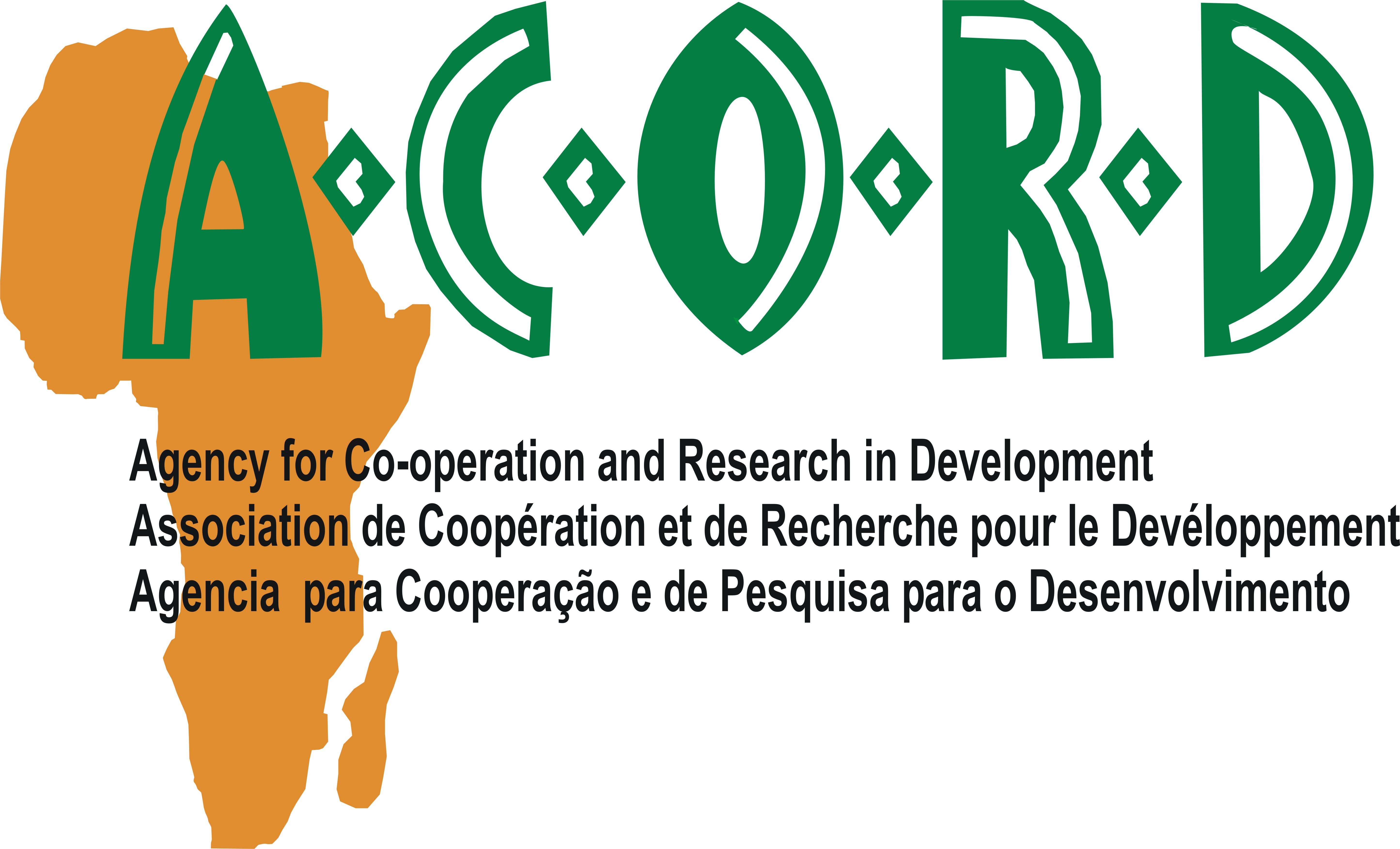 logo for ACORD - Agency for Cooperation and Research in Development