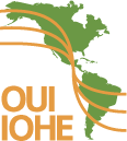 logo for Inter-American Organization for Higher Education
