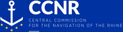 logo for Central Commission for the Navigation of the Rhine