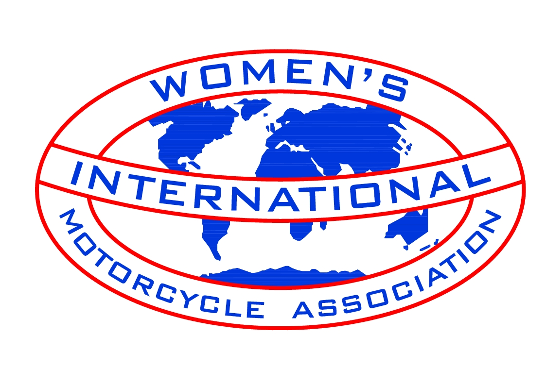 logo for Women's International Motorcycle Association