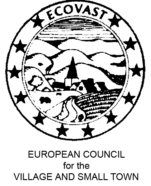 logo for European Council for the Village and Small Town