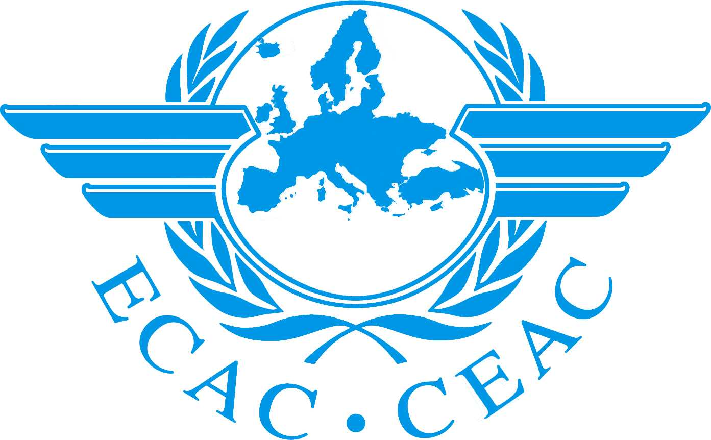 logo for European Civil Aviation Conference