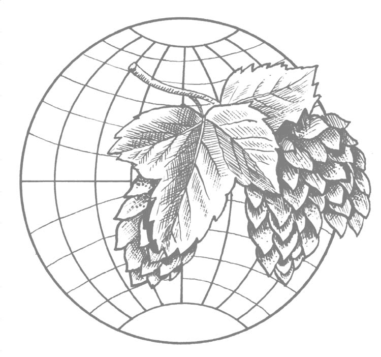 logo for International Hop Growers' Convention
