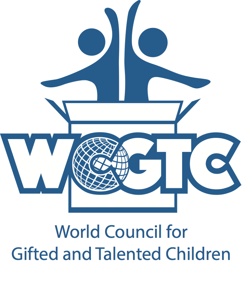logo for World Council for Gifted and Talented Children