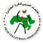 logo for Arab Volleyball Association