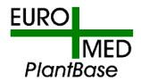 logo for Euro+Med PlantBase