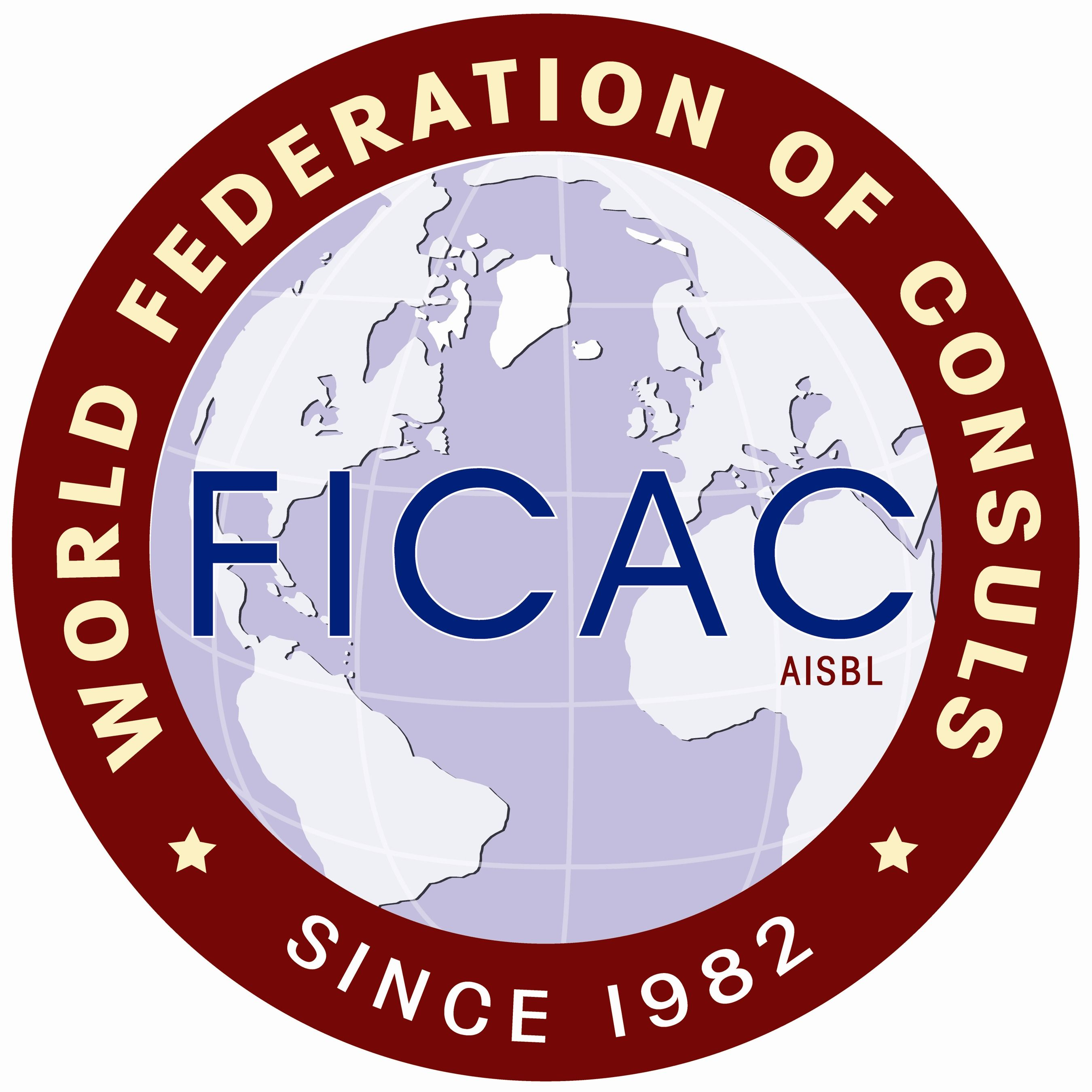 logo for World Federation of Consuls