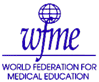 logo for World Federation for Medical Education