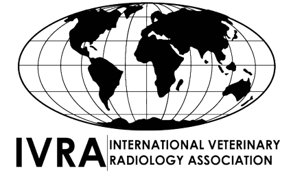 logo for International Veterinary Radiology Association