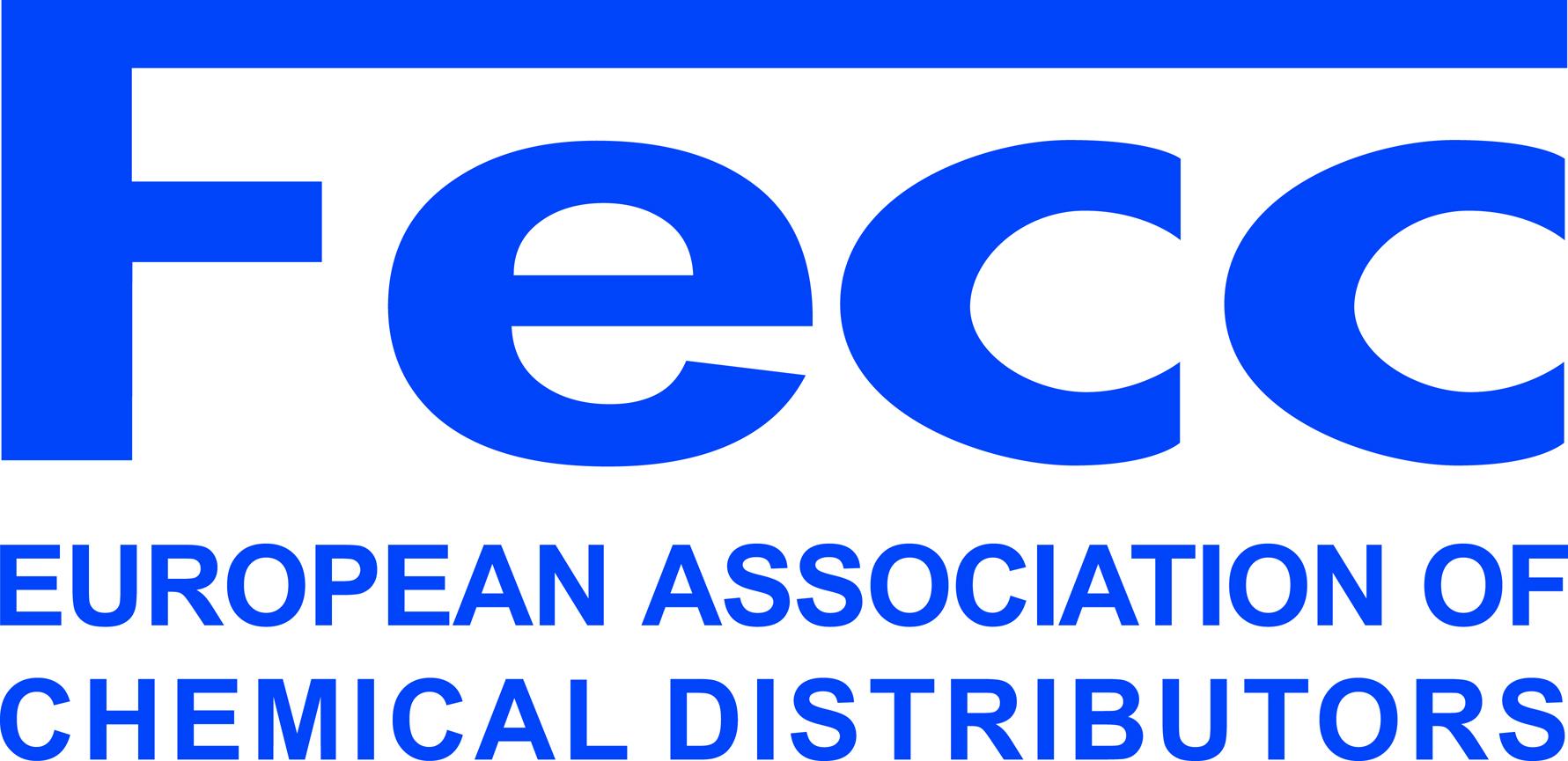 logo for Fédération européenne du commerce chimique