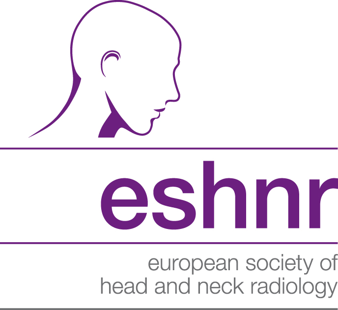 logo for European Society of Head and Neck Radiology