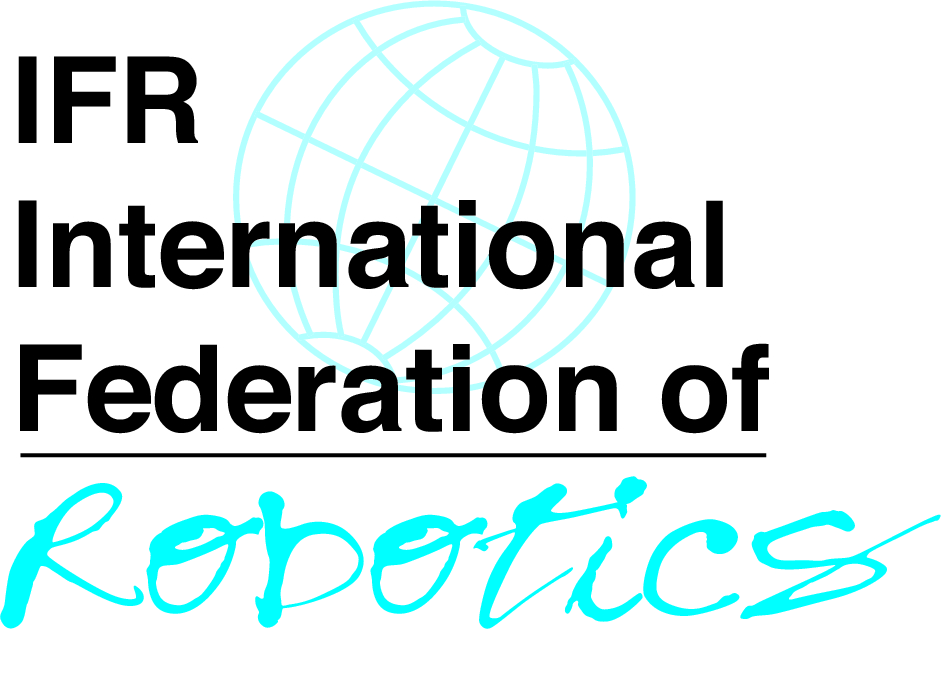 logo for International Federation of Robotics