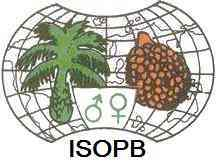 logo for International Society for Oil Palm Breeders