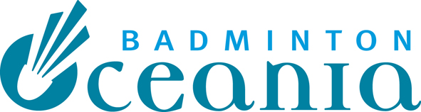 logo for Oceania Badminton