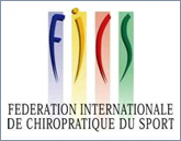 logo for Fédération Internationale de Chiropratique du Sport