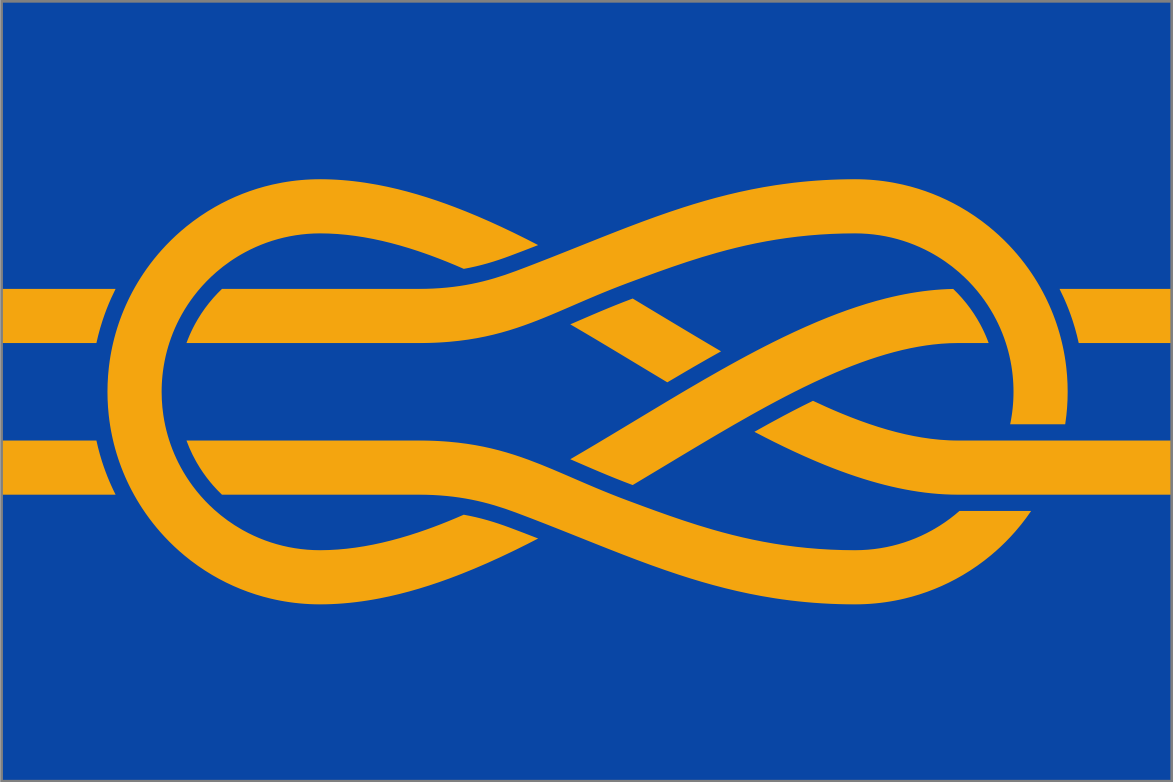 logo for Fédération internationale des associations vexillologiques