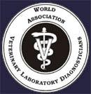 logo for World Association of Veterinary Laboratory Diagnosticians