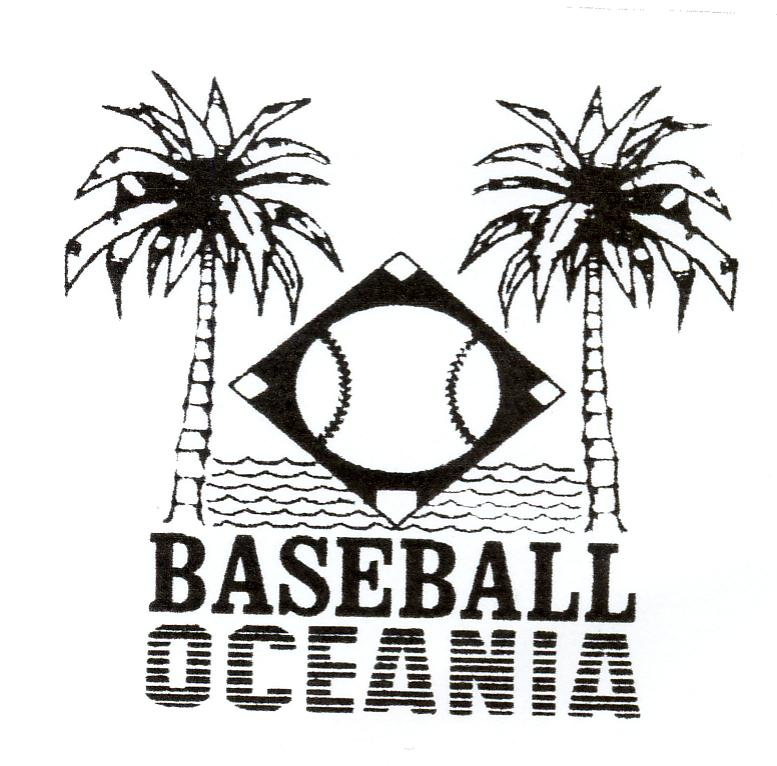 logo for Baseball Confederation of Oceania