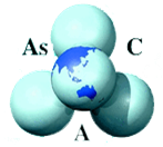 logo for Asian Crystallographic Association