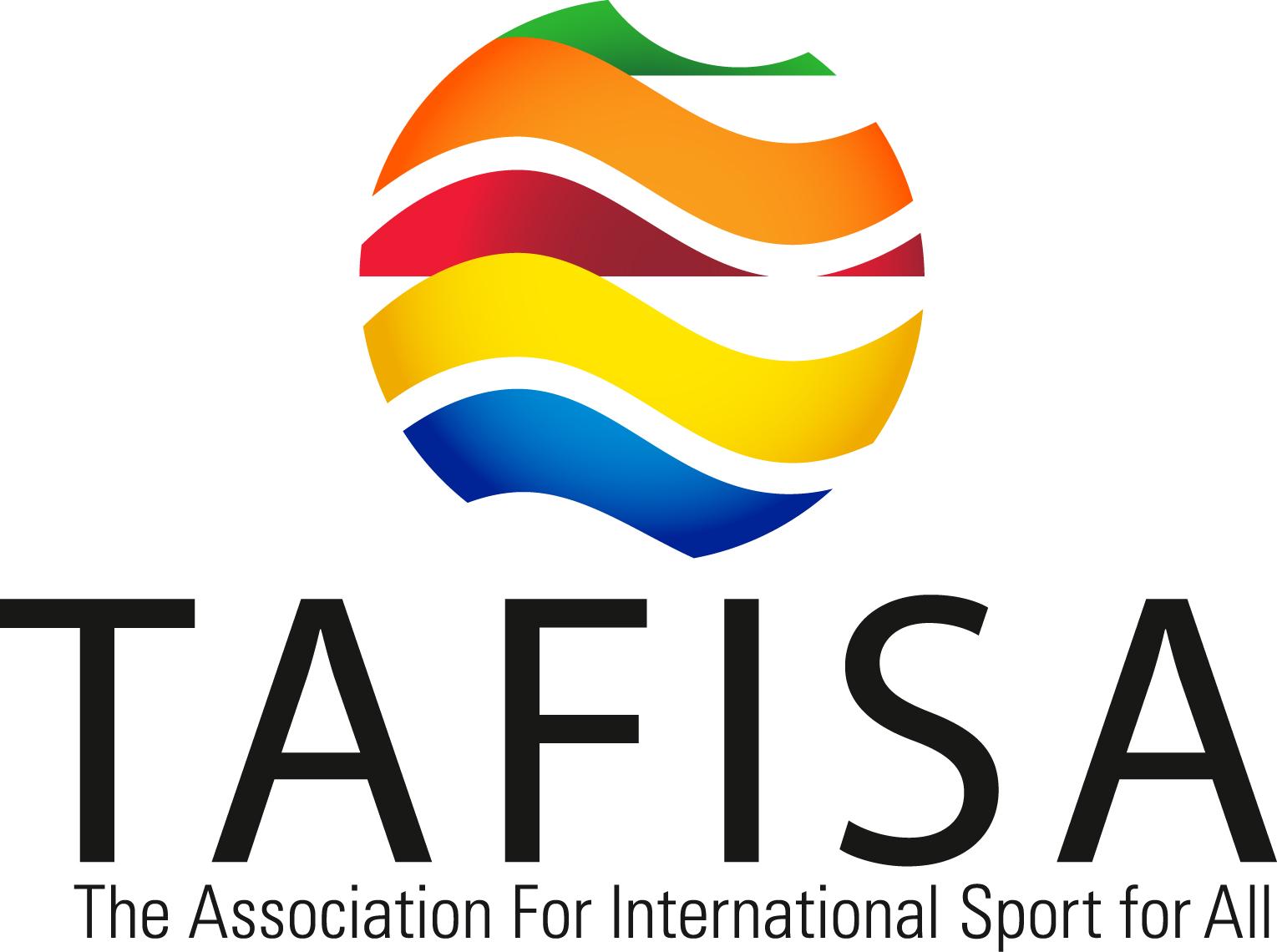 logo for The Association for International Sport for All
