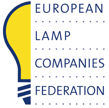 logo for European Lamp Companies Federation