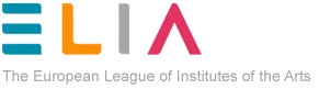 logo for European League of Institutes of the Arts