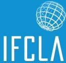 logo for International Federation of Computer Law Associations