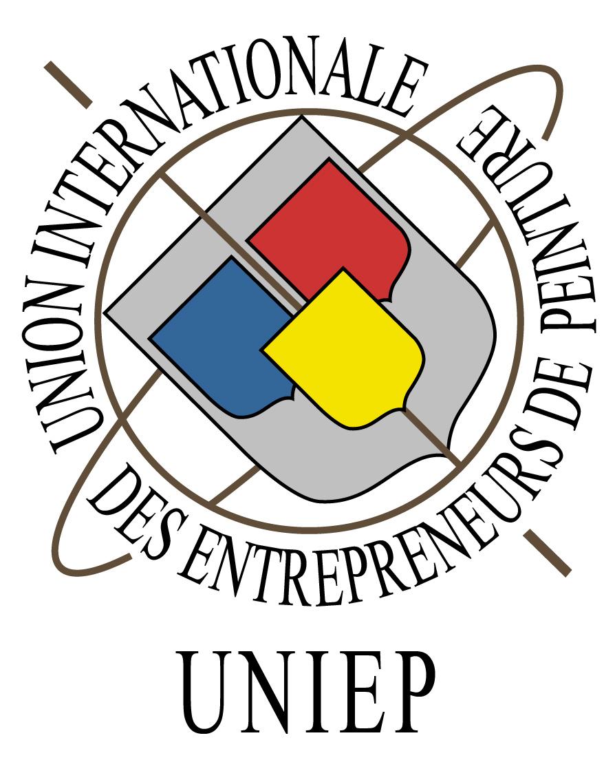 logo for Union internationale des entrepreneurs de peinture