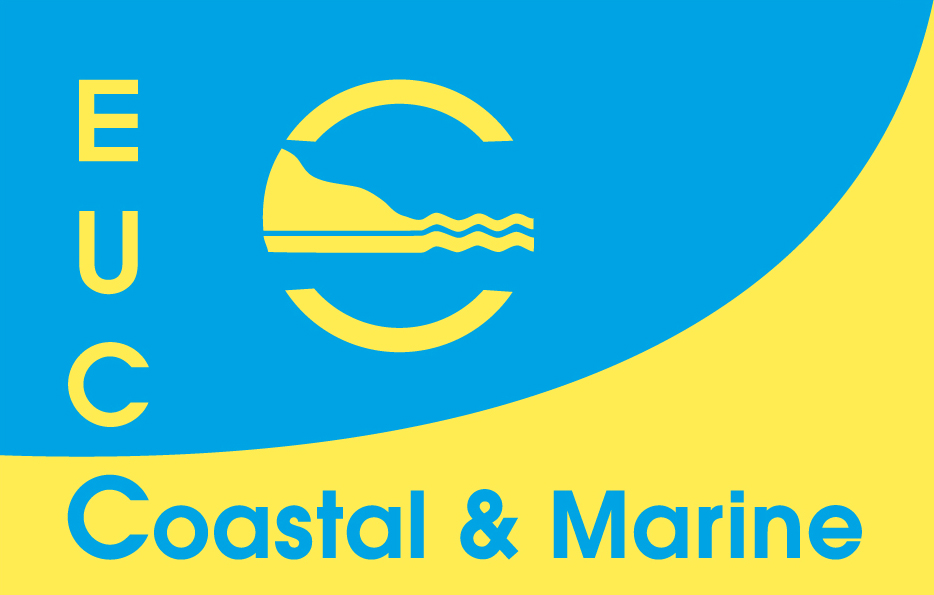 logo for Coastal  and  Marine Union - EUCC