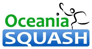 logo for Oceania Squash Federation
