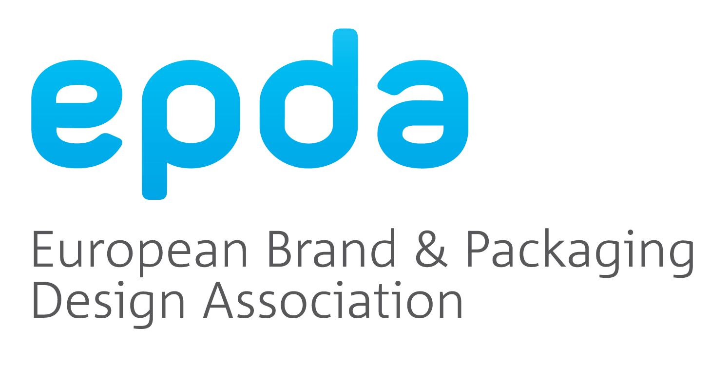 logo for European Brand  and  Packaging Design Association