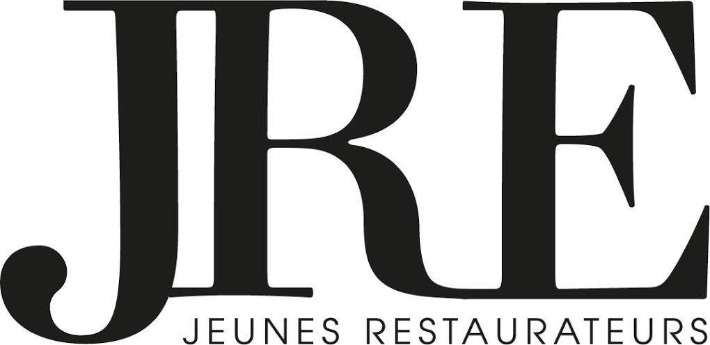 logo for JRE- Jeunes Restaurateurs
