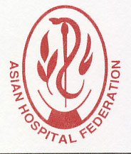 logo for Asian Hospital Federation
