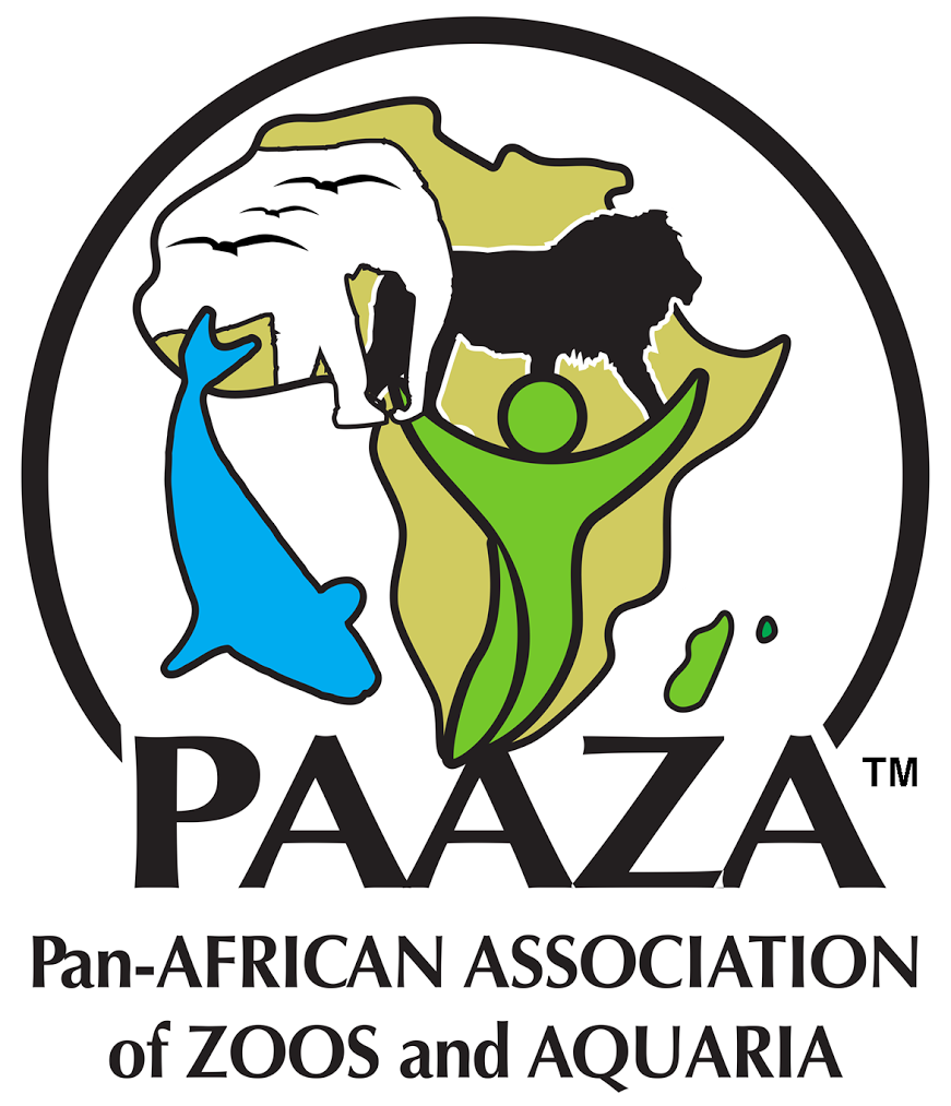 logo for Pan-African Association of Zoos and Aquaria