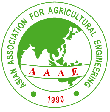 logo for Asian Association for Agricultural Engineering