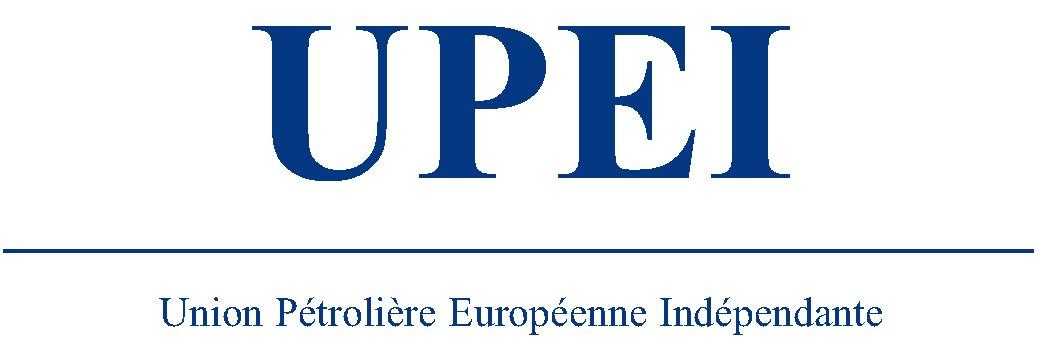 logo for Union Pétrolière Européenne Indépendante