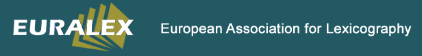 logo for European Association for Lexicography