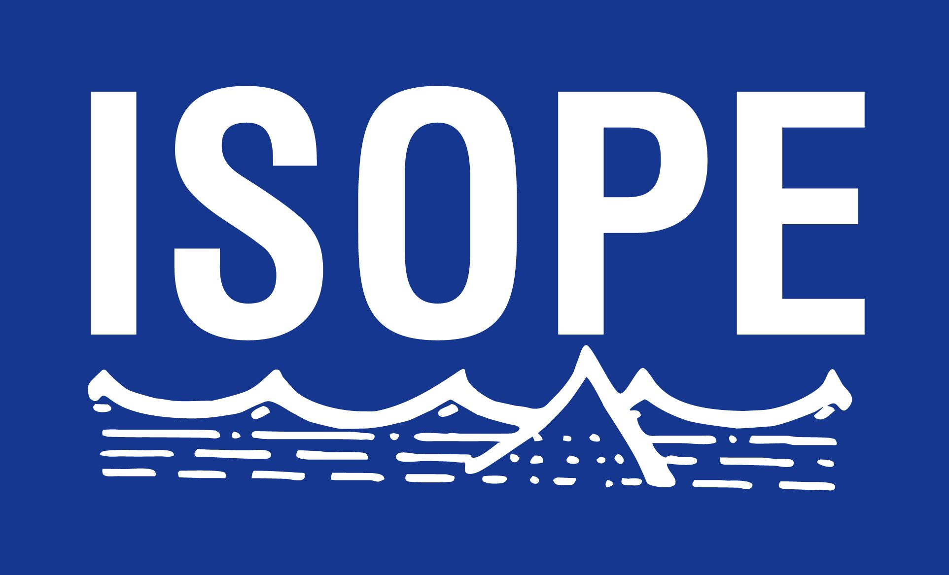 logo for International Society of Offshore and Polar Engineers