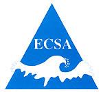 logo for Estuarine and Coastal Sciences Association