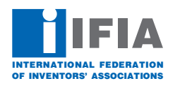 logo for International Federation of Inventors' Associations