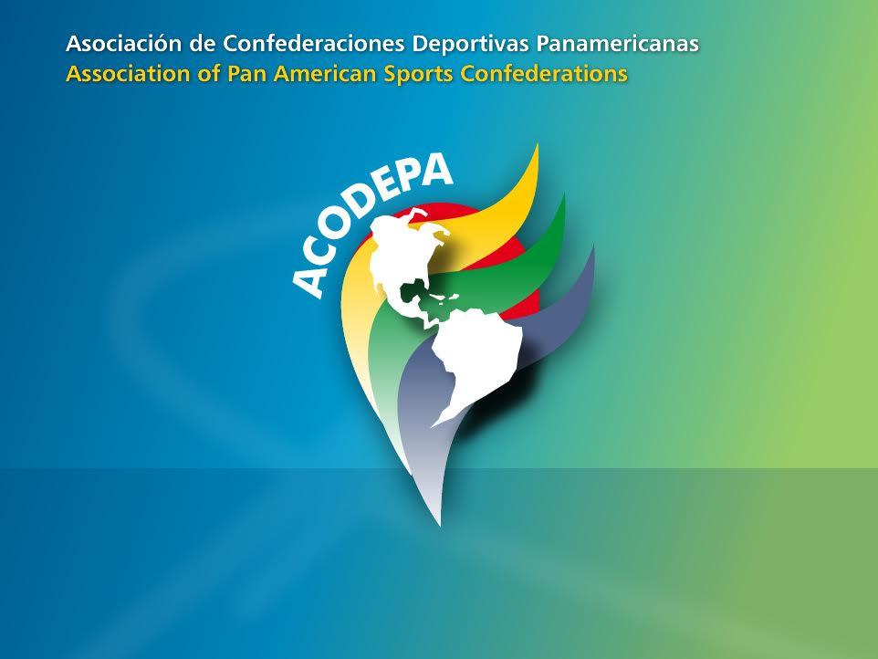 logo for Asociación de Confederaciones Deportivas Panamericanas