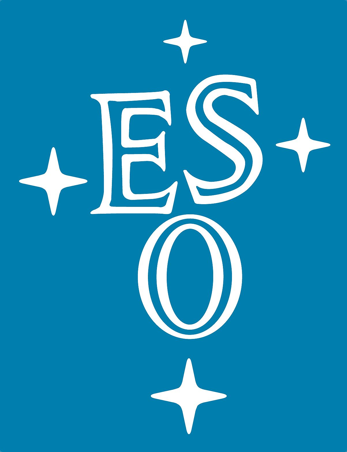 logo for European Organization for Astronomical Research in the Southern hemisphere