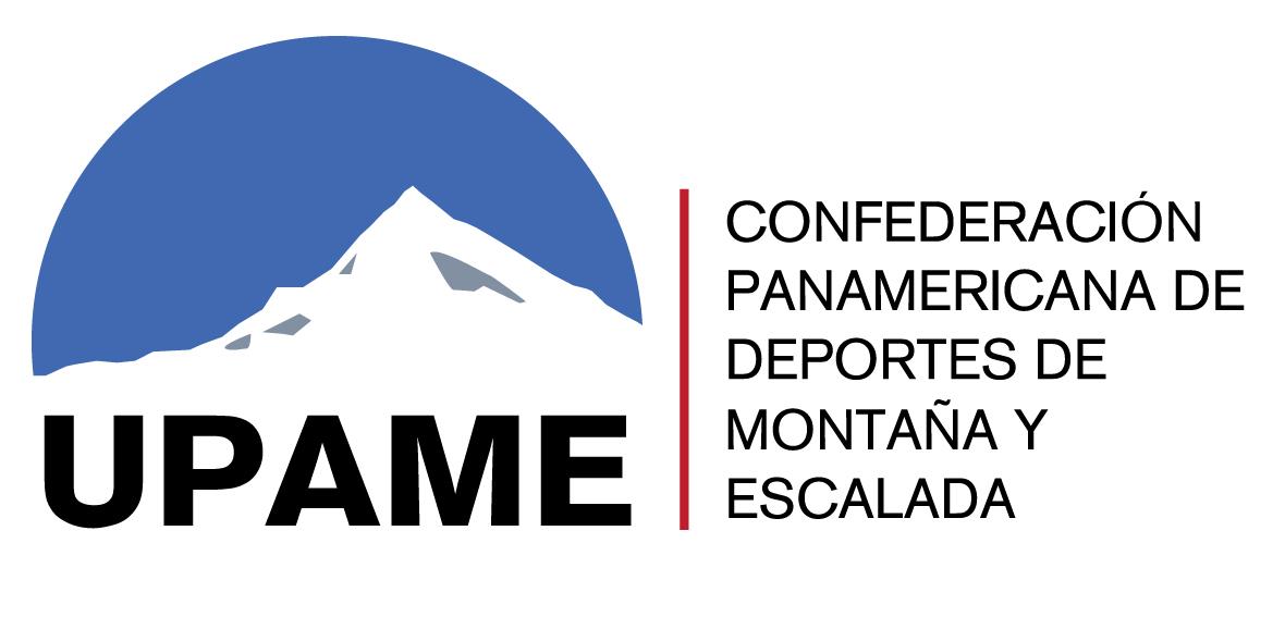 logo for Confederación Panamericana de Deportes de Montaña y Escalada