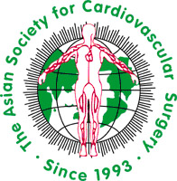 logo for Asian Society for Cardiovascular and Thoracic Surgery